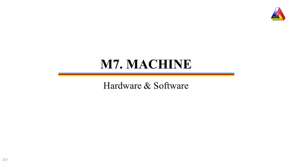 m7-machine