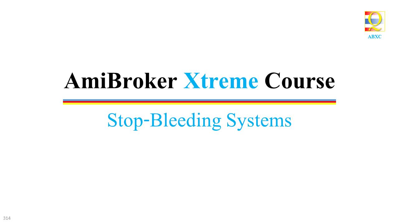 Stop Bleeding Systems