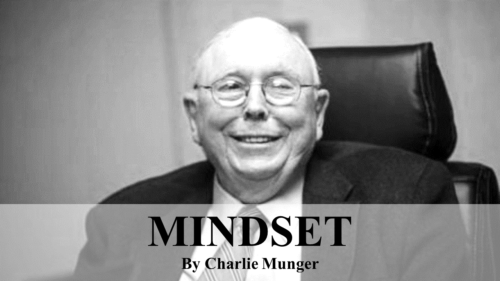 Mindset by Charlie Mung