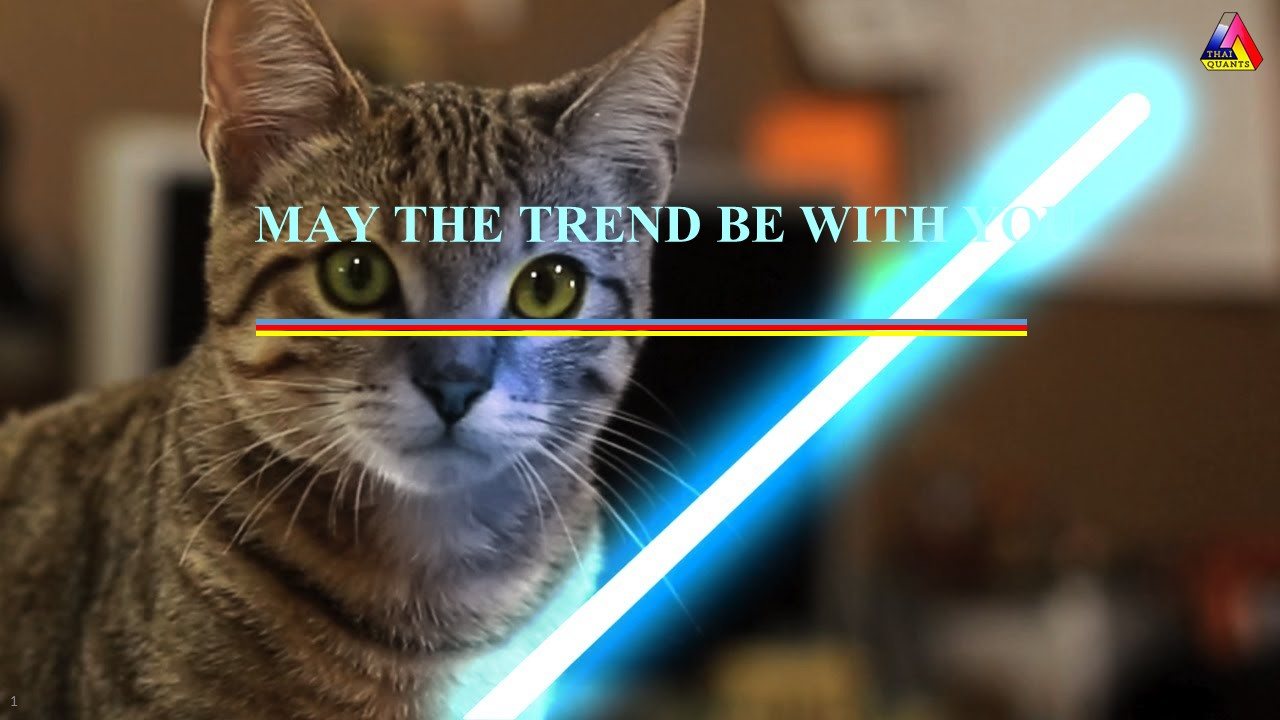 Trend Following May the Trend be with You